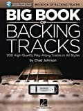 img - for Big Book of Backing Tracks: 200 High-Quality Play-Along Tracks in All Styles book / textbook / text book