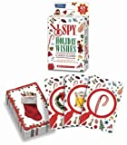I Spy Holiday Wishes Card Game