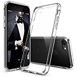 Parallel Universe Apple iPhone 8 / iPhone 7 Back Cover Case Clear Hybrid hard backcover - Transparent