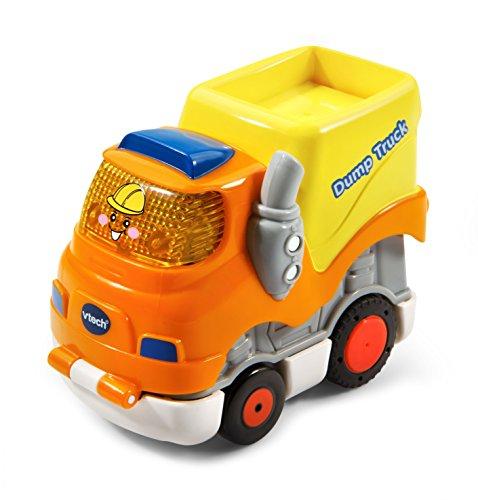 VTech Go! Go! Smart Wheels Press and Race Dump Truck