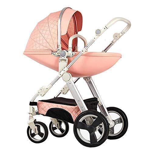Sillas de paseo Cochecito de bebé 3 en 1 para cáscara de ...