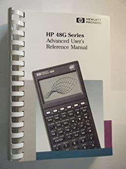 hp 48g series advanced user s reference manual 4th edition hp rh amazon com HP Core Switch HP 48Gll