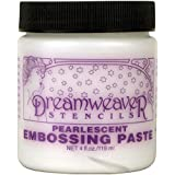 Stampendous Dreamweaver Pearlescent Embossing Paste