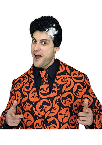 Fun World SNL David S. Pumpkins Wig -