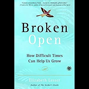 Broken Open Audiobook