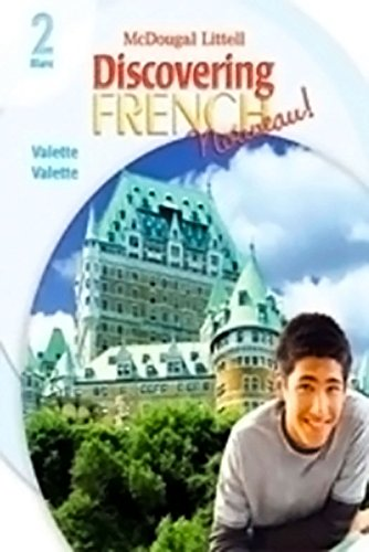 Discovering French Nouveau: Lectures Pour Tous Audio CD Level 2