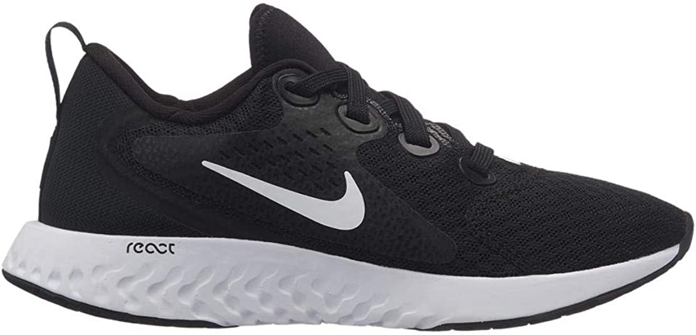 Nike Legend React (GS), Zapatillas para Hombre, Negro (Black/White 001), 40 EU: Amazon.es: Zapatos y complementos