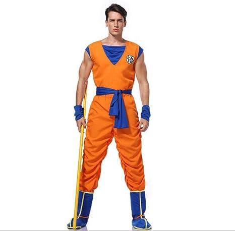 hengGuKeJiYo Disfraz de Dragon Ball Goku Traje Hijo Disfraces de ...