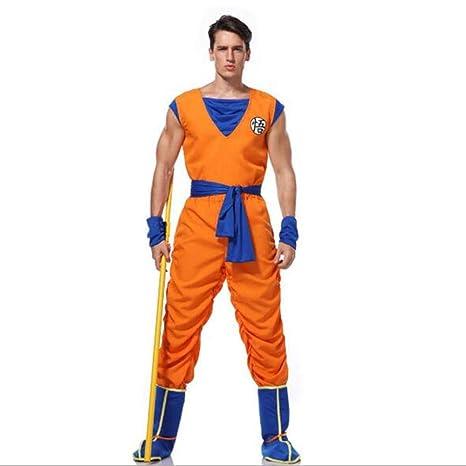 hengGuKeJiYo Disfraz de Dragon Ball Goku Traje Hijo ...