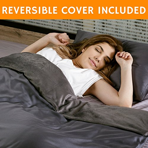 Snuggle Pro Weighted Blanket (20 lbs Heavy 60