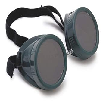 NEW Lincoln Electric KH625 Protective Brazing Welders Goggles Front Lift