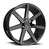 6 lug dub rims - DUB Future 22x9.5 Black Wheel / Rim 6x5.5 with a 30mm Offset and a 78.1 Hub Bore. Partnumber S204229577+30