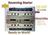 Schneider/Telemecanique LC2D32 Reversing Contactor Motor Starter 10HP 230V (Select Coil 24, 120,240VAC)