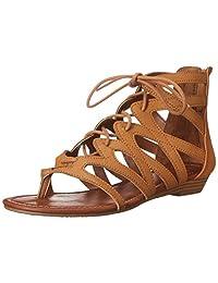 Rampage Women's Santini Gladiator Sandal