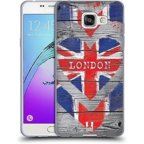 Head Case Designs London British Love Soft Gel Case for Samsung Galaxy S7 Sales