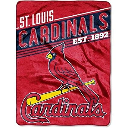Amazon The Northwest Company St Louis Cardinals 40 X 40 Interesting St Louis Cardinals Throw Blanket