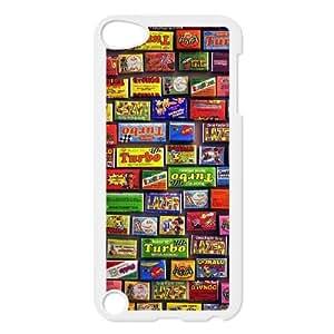 iPod Touch 5 Case White Childhood Bubble Gum X3P2EM