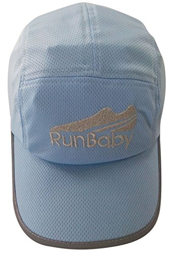 98d6e3f49f4 Baseball Cap - Running Hat   Sun Visor Hat for Men   Women - with Reflective