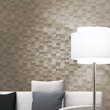 LUXUS Vliestapete Tapete Im Glanz Grafik Design In Der Farbe Grau Gold ,  Luxuriös Und Sehr