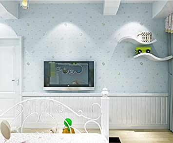 Tapete kinderzimmer sterne  funvit.com | dschungel zimmer. die besten 25+ rosa tapete ideen ...