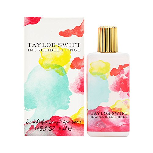 Taylor Swift Incredible Things Eau de Parfum Spray, 1 Fluid Ounce