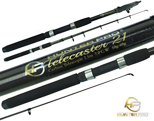 Telescopic 6ft 7ft 8ft 10ft Fishing Rod Carbon Travel Stalking Pike spinning Rod
