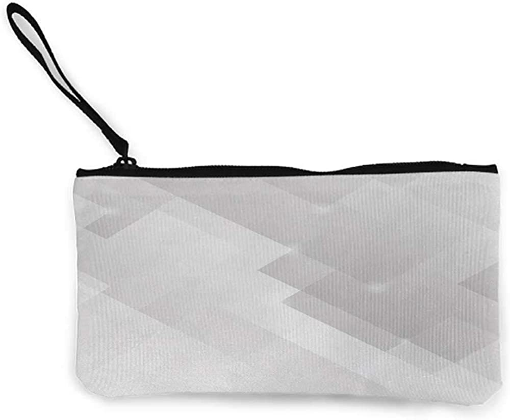 Grey Yellow Cosmetic Bags...