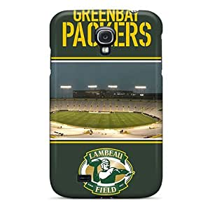 High Quality OpH412EBhe Green Bay Packers Tpu Case For Galaxy S4