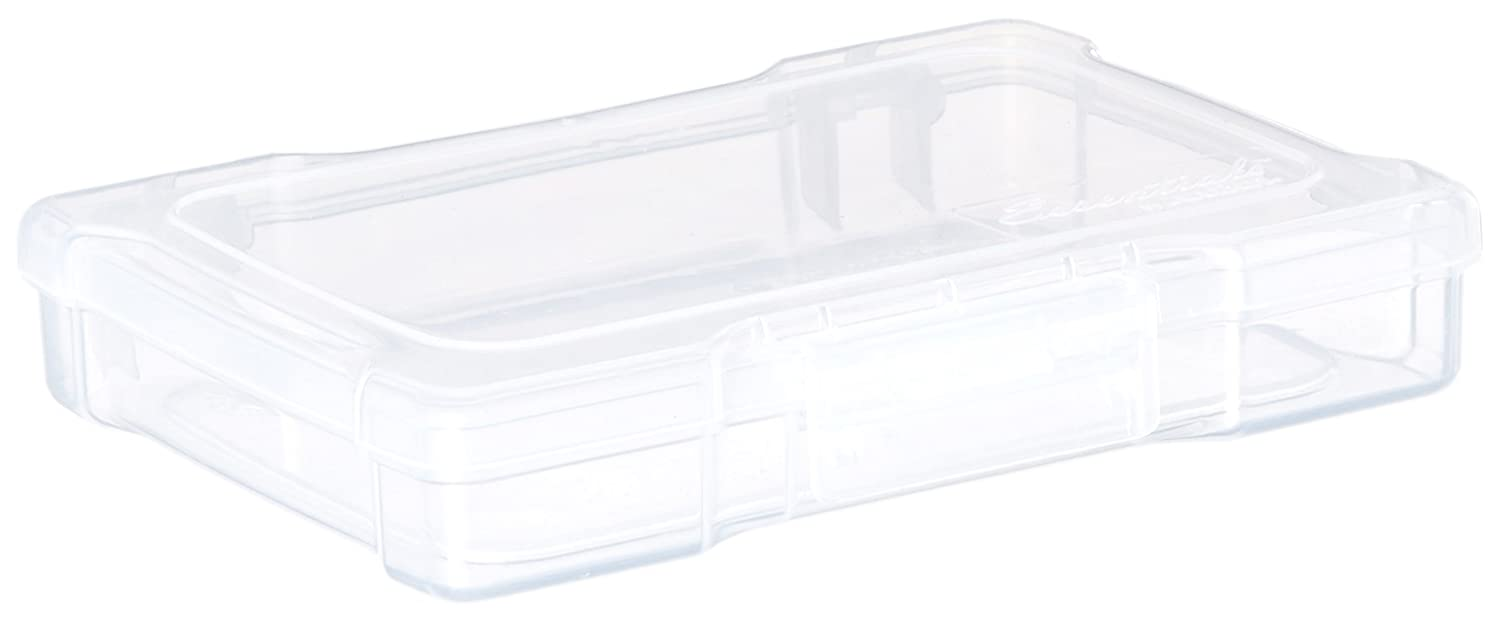 ArtBin 4 Inch x 6 Inch Photo & Supply Box - Translucent, 6946AB Notions - In Network