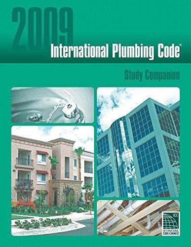 2009 International Plumbing Code Study Companion (Paperback)