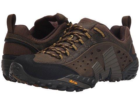 (メレル) MERRELL メンズランニングシューズスニーカー靴 Intercept [並行輸入品] B06XJZ1KJ4 28.5 cm Canteen