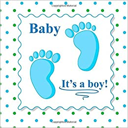 buy baby it s a boy baby book and baby scrapbook for baby s first