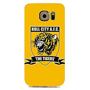 Unique Design FC Hull City Association Football Club Phone Case Cover For Samsung Galaxy S6edge 3D Plastic Phone Case