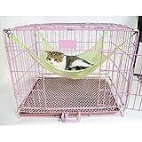 OCSOSO Cat Crib-Mesh (Green, L(5338cm))