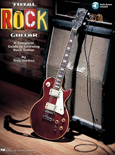 - Total Rock Guitar: A Complete Guide to Learning Rock Guitar