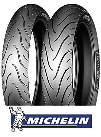Michelin Pilot Street Front (90/90-17 TL 49P Rueda delantera, M/C) : Amazon.es: Coche y moto