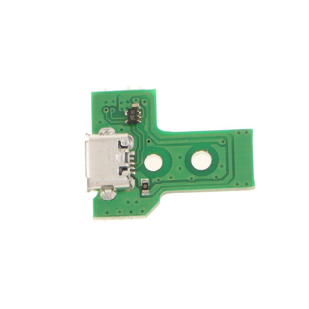 Circuito Flexible Ps4 : Sharplace placa de circuito puerto de carga usb micro b