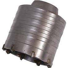Silverline 398782 - Corona perforadora de TCT (60 mm)