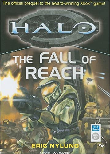 The Fall Of Reach Halo Amazon Eric S Nylund Todd Parker