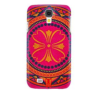 Rose Fabrics Pattern Hard Case for Samsung Galaxy S4 I9500
