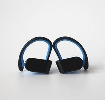 Hzhy Auriculares Bluetooth Sport Apple Auriculares Bluetooth inalámbricos Fundas de Correr Profundidad Reducción de Ruido Stereo