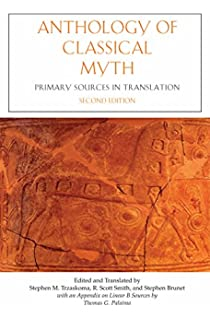 The odyssey of homer homer richmond lattimore 8601404209468 anthology of classical myth primary sources in translation fandeluxe Choice Image