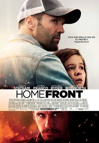 Poster of Homefront 2013 Dual Audio 480p Download