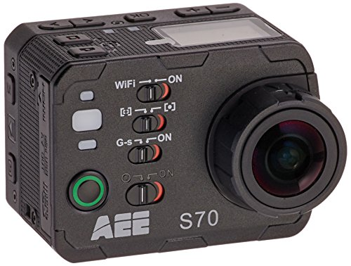 AEE Magicam S70 HD 1080p Sports Action Waterproof Camera w/W