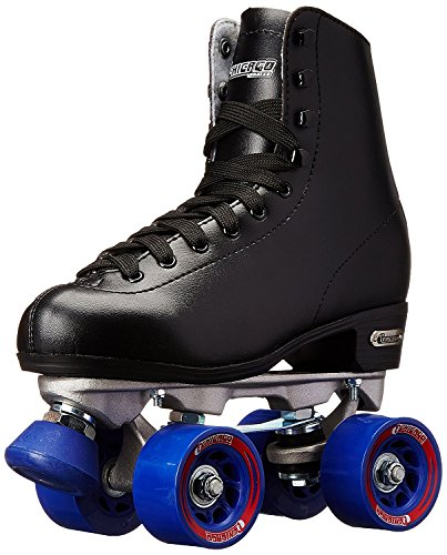 Chicago Men's Rink Skate, Black (Size 10)