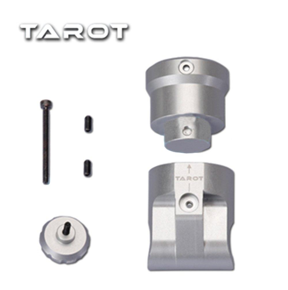 Tarot TL96034 Metal Quick Release T Shape Collar for Folding Landing Gear 25mm RC DIY Drone Quadcopter