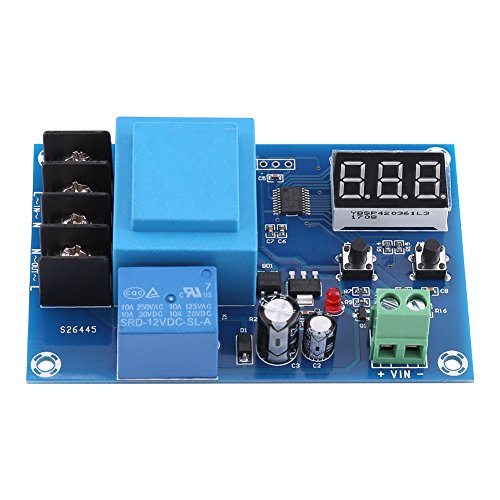 Charging Protection Board 220V Lead-acid Lithium Storage Battery with Charging Controller Module