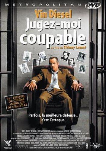 Jugez-moi coupable [Francia] [DVD]: Amazon.es: Vin Diesel ...