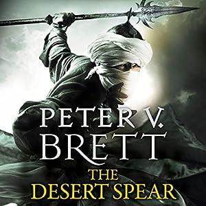 The Desert Spear Hörbuch