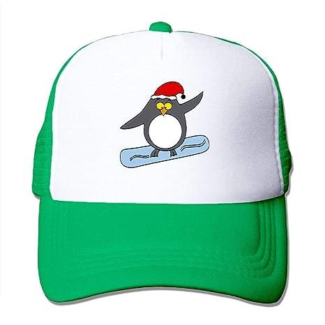 Voxpkrs Pingüino Que Practica Surf 1 Gorras de béisbol de ...